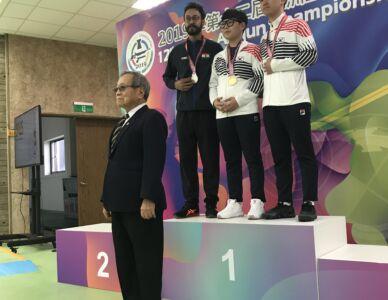 10m Air Pistol Men Results - 12th Asian Airgun Championship, TPE