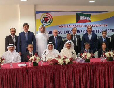 29th ASC Executive Meeting 2019 - Kuwait