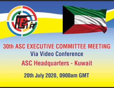 30th ASC Executive Committee Video Meeting
