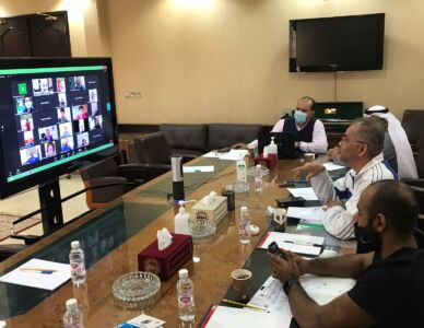 Technical Meeting - First Asian Online Shooting Championship (29-30 Jan 2021)