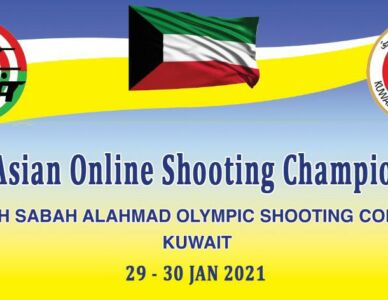 First Asian Online Shooting Championship