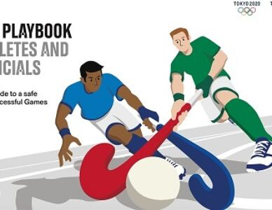 The IOC has published the 3rd Version of the 2020 Tokyo Playbook-Athletes and officials