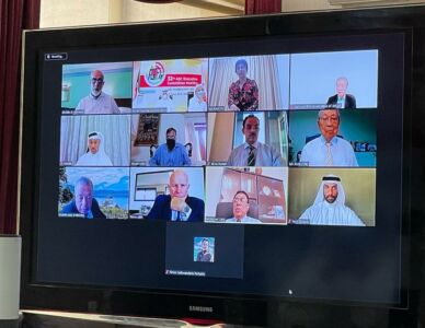 32nd ASC Executive Committee Meeting was held today (05-June-2021) via Video Conference at ASC Headquarters, Kuwait.