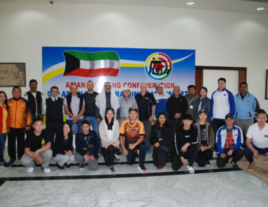 06th Asian Youth Training Camp (Skeet) - Kuwait