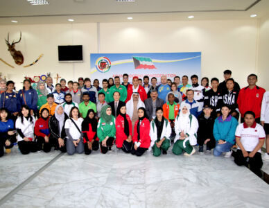 07th Asian Youth Training Camp - Air Pistol (2019)