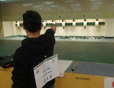 First Online Asian Shooting Championship (NEP)