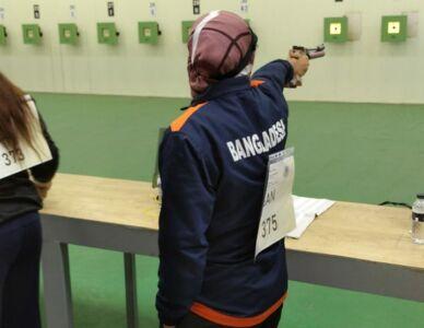 First Online Asian Shooting Championship (BAN)