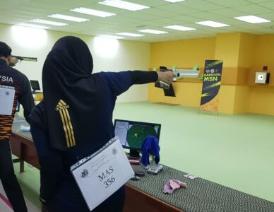 First Online Asian Shooting Championship (MAS)