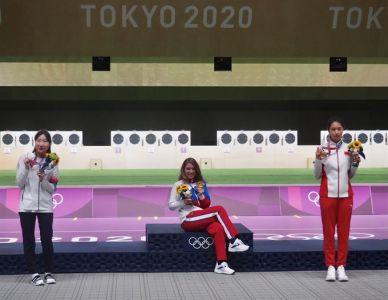 Olympic Games Tokyo 2020 - 25m Pistol Women