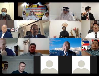 31st ASC Executive Committee Meeting Via Zoom