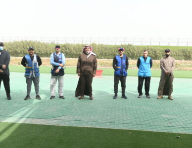 First Online Asian Shooting Championship (KUW)