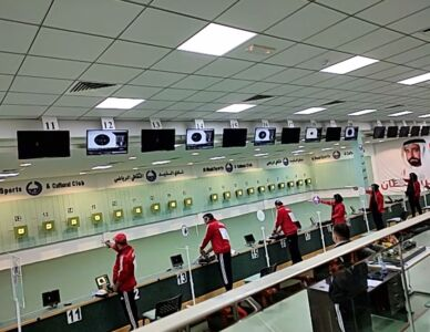 First Online Asian Shooting Championship (UAE)