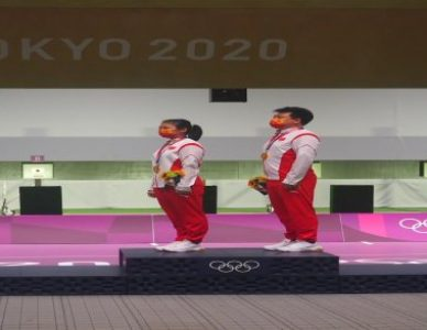 Olympic Games Tokyo 2020 - 10m Air Pistol Mixed Team