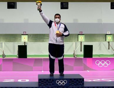 Tokyo Olympic Games 2020 10m Air Pistol Men-Results