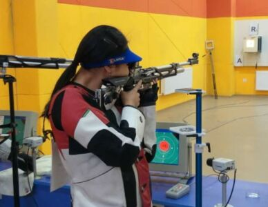 First Online Asian Shooting Championship