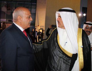 ASC President H.E. Salman Al Sabah and Secretary General Eng. Duaij Al Otaibi visited a new shooting complex in Cairo.