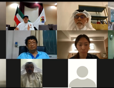 The ASC Meeting with ASC President and Vice President as well as Technical & Judges Committee, and Officials took place via video conference on Wednesday, October 06, 2021.